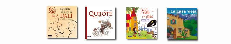 <div>Libros ilustrados</div>