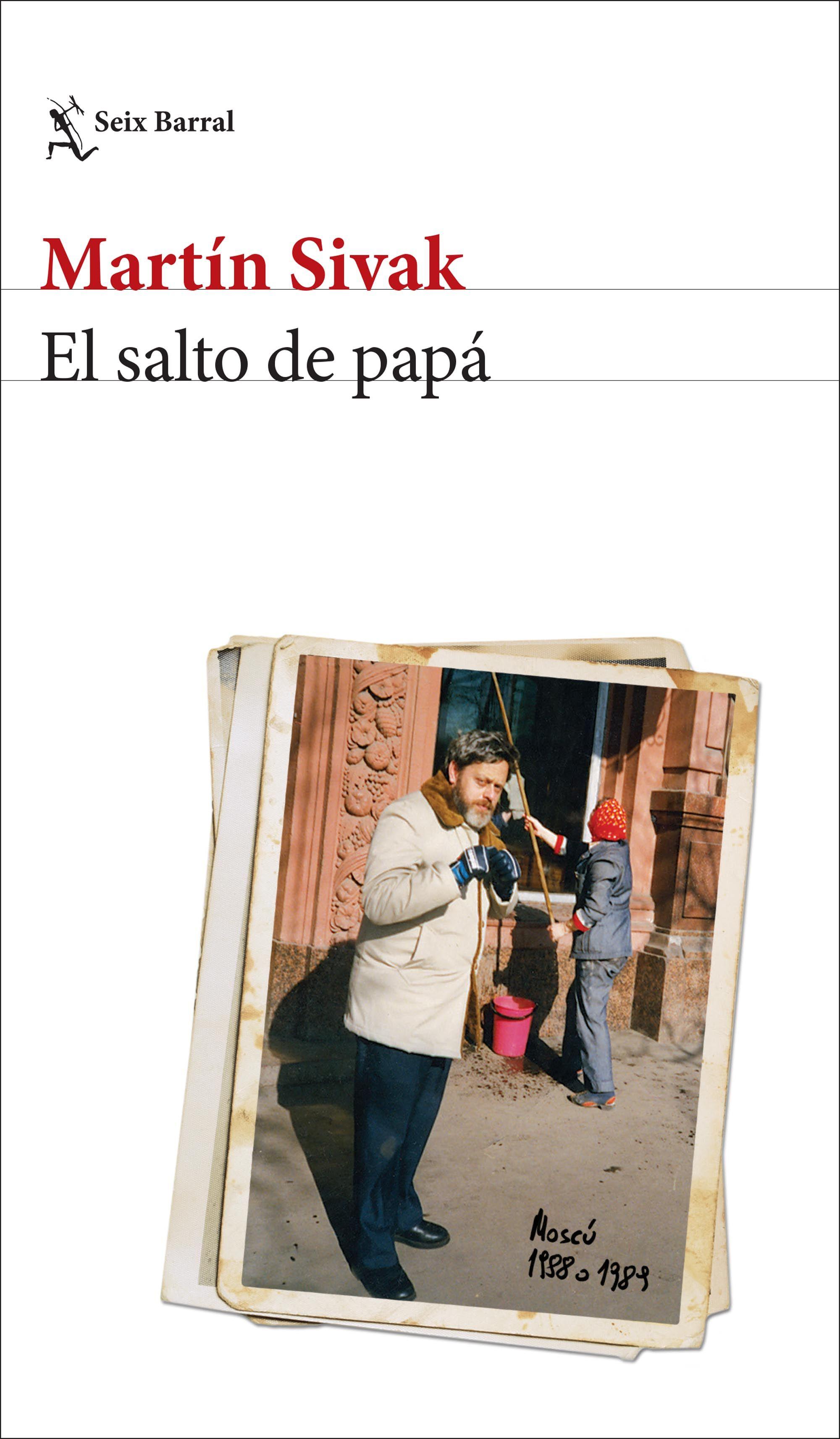 Resultado de imagen para El salto de papá Autor: Martín Sivak