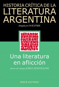 Historia crítica de la literatura argentina 12