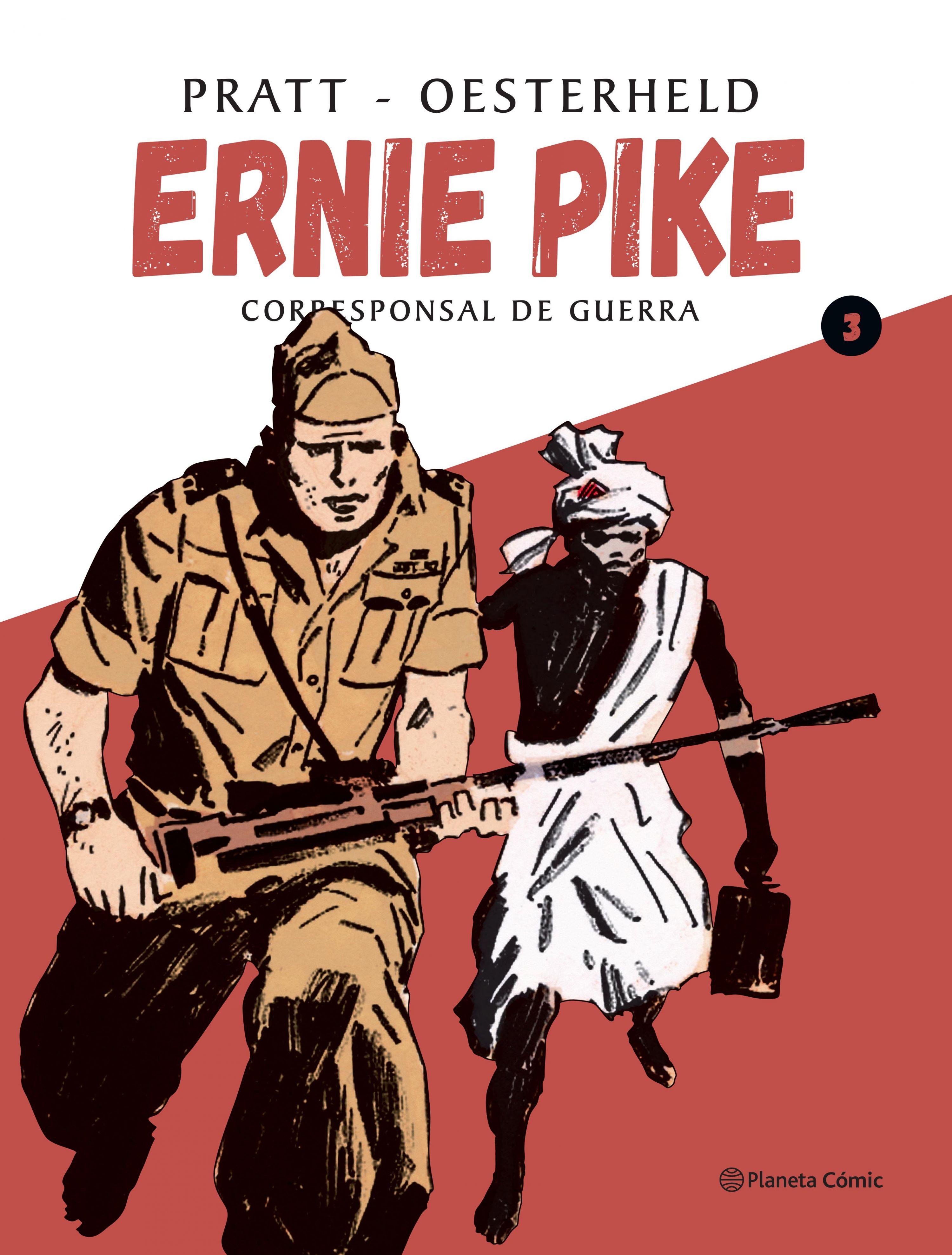 """Ernie Pike """" Corresponsal de Guerra""""  [ Editorial Planeta ] Portada_ernie-pike-3__201907161426"""